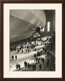 The Hindenburg Zeppelin - 1936 Olympics