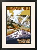 Bumpass Hell - Lassen Volcanic National Park  CA