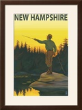 New Hampshire - Fisherman