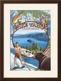Lake Tahoe  CA Summer Views