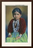 Navajo Silversmith's Daughter