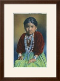 Navajo Silversmith's Daughter