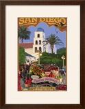San Diego  California - Old Town