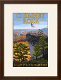 Chimney Rock State Park  NC - View from Top