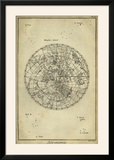 Antique Astronomy Chart II