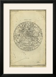 Antique Astronomy Chart I
