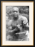 Jack Johnson  Heavyweight Champion of the World