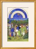 Le Tres Riches Heures Du Duc De Berry - May