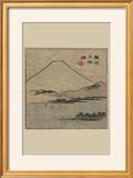 Miho Bay in Suruga (Suruga Miho No Ura)