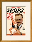 The Man from Abo; the Story of Paavo Nurmi
