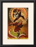 Dia De Los Muertos Marionettes - Savannah  Ga