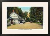 Philadelphia  Pennsylvania - Valley Green Inn  Wissahickon Drive Scene