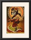 Dia De Los Muertos Marionettes - New Orleans  Louisiana