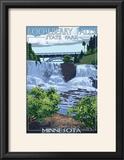 Gooseberry Falls State Park - Minnesota