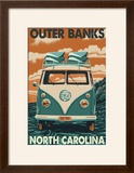VW Van - Outer Banks  North Carolina