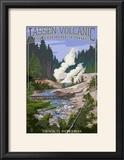 Devil's Kitchen - Lassen Volcanic National Park  CA