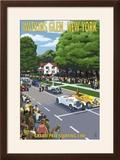 Watkins Glen State Park  New York - Grand Prix Starting Line