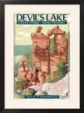 Devil's Lake State Park  Wisconsin - Devil's Doorway