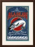 Anchorage  Alaska - Salmon