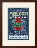 Charleston  South Carolina - Blue Crabs
