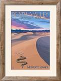 Mesquite Dunes - Death Valley National Park