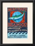 Monterey  California - Seafood