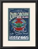 Edisto Beach  South Carolina - Blue Crabs