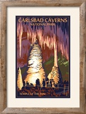 Carlsbad Caverns National Park  New Mexico - Temple of the Sun