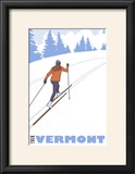 Cross Country Skier - Vermont