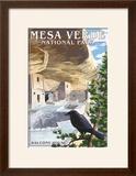 Mesa Verde National Park  Colorado - Balcony House