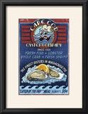 Cape Cod  Massachusetts - Oyster Bar