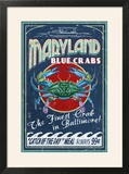 Baltimore  Maryland - Blue Crabs
