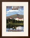 Mount Washington Hotel - Bretton Woods  New Hampshire