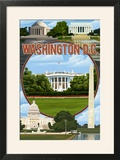 Washington DC - Montage