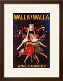 Women Dancing with Wine - Walla Walla  Washington