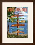 Traverse City  Michigan - Sign Destinations