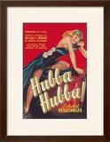 Hubba Hubba - Vegetable Crate Label