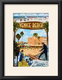 Venice Beach  California - Montage Scenes
