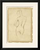 Antique Figure Study II