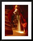Slot Canyon  Upper Antelope Canyon  Page  Arizona  USA