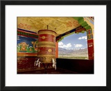 Gompas and Chortens  Ladakh  India