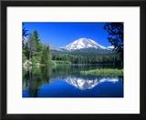 Mt Lassen National Park  California  USA