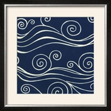 Ocean Motifs III