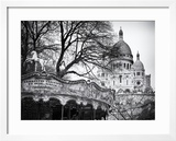 Carousel 18th century - Sacre-Cur Basilica - Montmartre - Paris - France