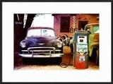 Route 66 - Gas Station - Arizona - United States