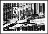 Advertising - La Mela - Little Italy - Manhattan - New York - United States