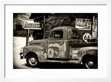 Truck - Route 66 - Gas Station - Arizona - United States