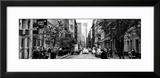 Panoramic Urban Landscape - Soho - Manhattan - New York City - United States