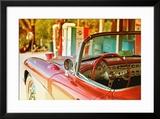 Cars - Chevrolet - Route 66 - Gas Station - Arizona - United States