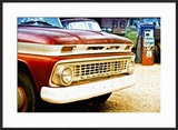 Cars - Chevrolet - Route 66 - Gas Station - Arizona - United States